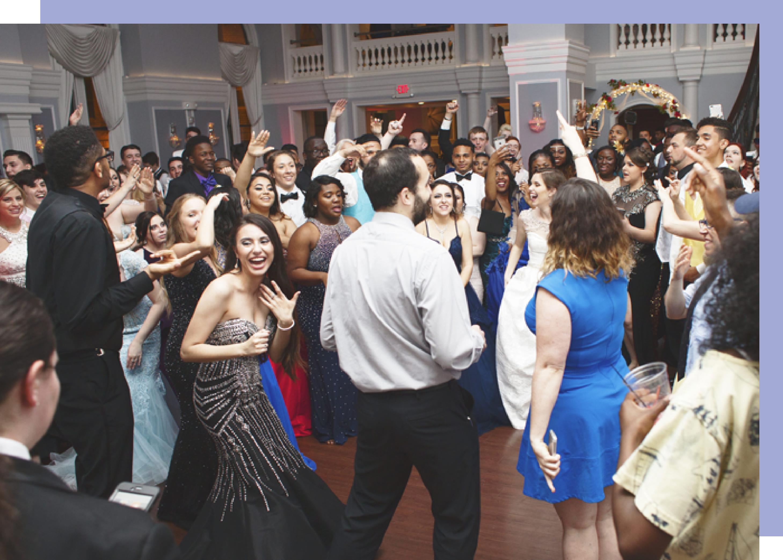 Arts Ballroom Prom